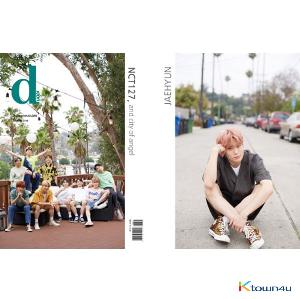 [Magazine] D-icon : Vol.5 NCT127 - NCT127, and city of angel [2019] JaeHyun Ver