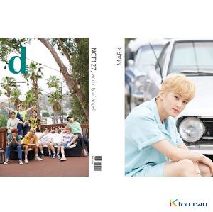 [Magazine] D-icon : Vol.5 NCT127 - NCT127, and city of angel [2019] Mark Ver