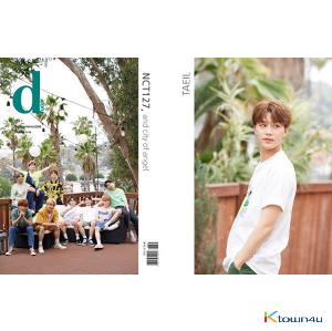 [Magazine] D-icon : Vol.5 NCT127 - NCT127, and city of angel [2019] Taeil Ver.