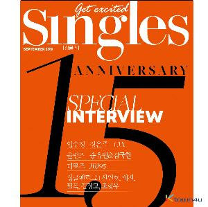 【杂志】Singles 2019.09 (CIX, The Rose, JBJ95)