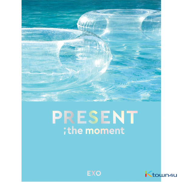 [PHOTOBOOK] EXO - [PRESENT ; the moment] Photobook