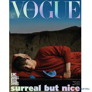 【杂志】VOGUE 2019.09 A Type (Kang Daniel)