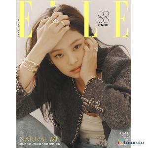 【杂志】ELLE 2019.10 A Type (BLACKPINK : JENNIE)