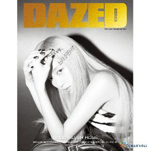 【杂志】Dazed & Confused Korea 2019.10 A Type (BLACKPINK : ROSE)