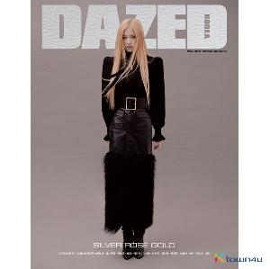 【杂志】Dazed & Confused Korea 2019.10 C Type (BLACKPINK : ROSE)