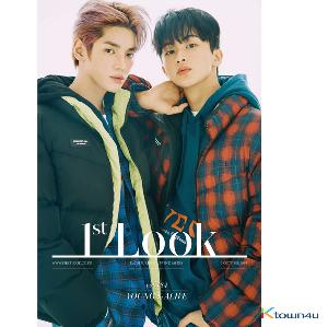 【杂志】1ST LOOK- Vol.184 (Back Cover : NCT 127 TaeYong & Mark)