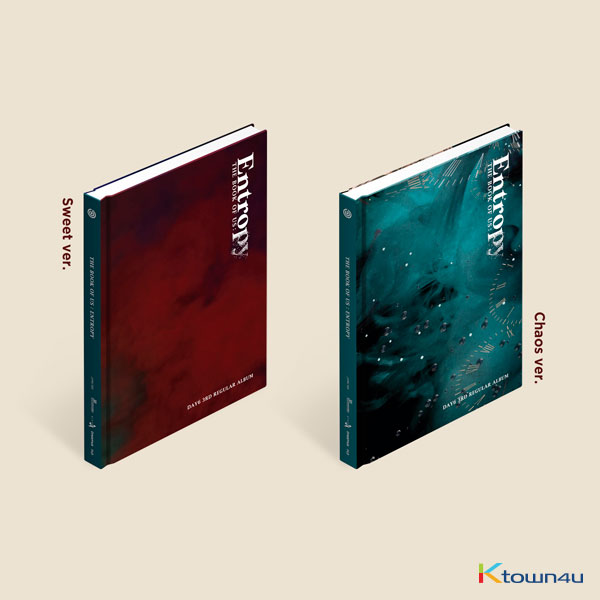 DAY 6 - Album Vol.3 [The Book of Us : Entropy]
