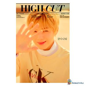[Magazine] High Cut - Vol.249 A Type (Kang Daniel)