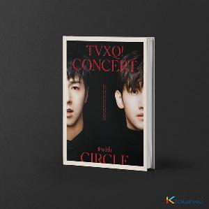 [Photobook] TVXQ - TVXQ! CONCERT -CIRCLE- #with Photobook