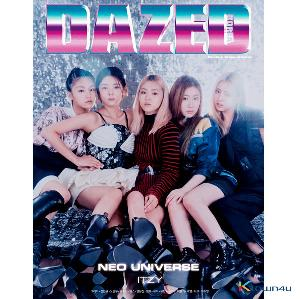 【杂志】Dazed & Confused Korea 2019.11 A Type (Cover : ITZY / content Lee Hong Gi)