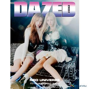【杂志】Dazed & Confused Korea 2019.11 C Type (Cover : ITZY / content Lee Hong Gi)