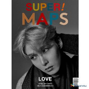【杂志】Maps 2019.11 B Type (RyeoWook)