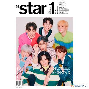 【杂志】At star1 2019.11 (Front Cover : MONSTA X)
