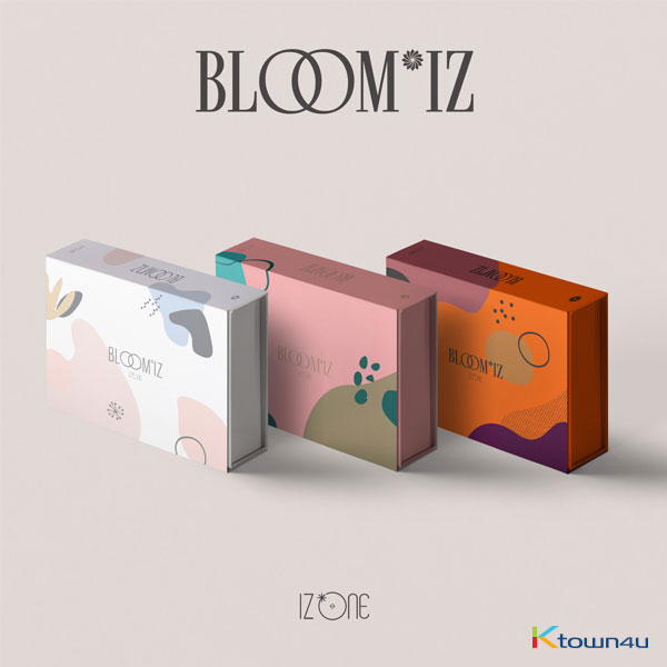 IZ*ONE - Album Vol.1 [BLOOM*IZ]