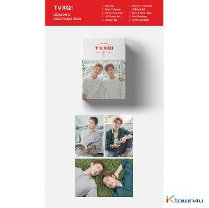 东方神起 TVXQ! - 2020 SEASON'S GREETINGS