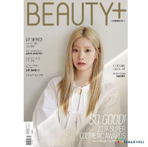 【杂志】BEAUTY+ 2019.12 (TWICE : DAHYUN)
