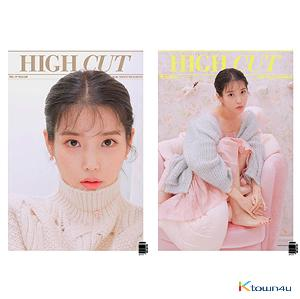 [Magazine] High Cut - Vol.253 (IU) *封面随机