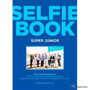 [Photobook] Super Junior - Selfie Book : Super Junior 自拍书