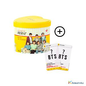 [kyungnampharm] BTS : Lemona 2g*70ea (BTS Random Photocard 2p) (*Order can be canceled cause of early out of stock)