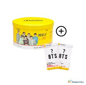 [kyungnampharm] BTS : Lemona 2g*120ea (BTS Photocard Random 2p) (*Order can be canceled cause of early out of stock)