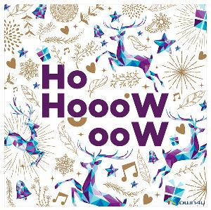 HoooW - Signle Album Vol.2 [HoooW 2nd Single & Season's Greetings]