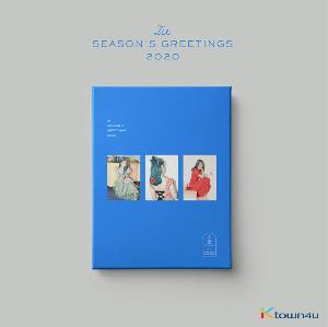 IU - 2020 SEASON'S GREETINGS