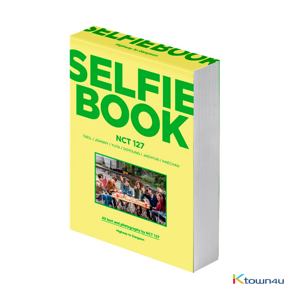 [Photobook] NCT 127 - SELFIE BOOK : NCT 127 自拍书