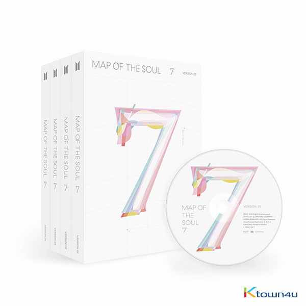 BTS - Album [MAP OF THE SOUL : 7]