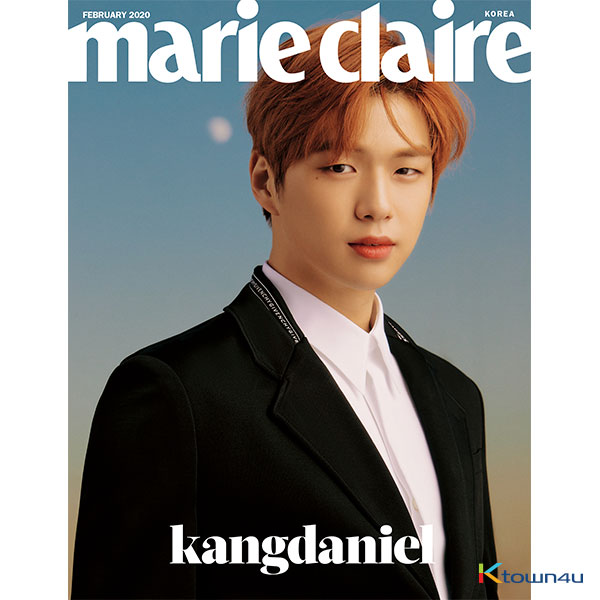 Marie claire 2020.02 A Type (Kang Daniel)