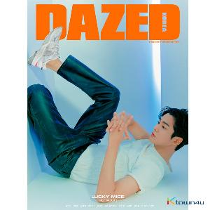 【杂志】Dazed & Confused Korea 2020.02 (Cover SF9 : Rowoon, Content Kim Jae Joong, THE BOYZ)