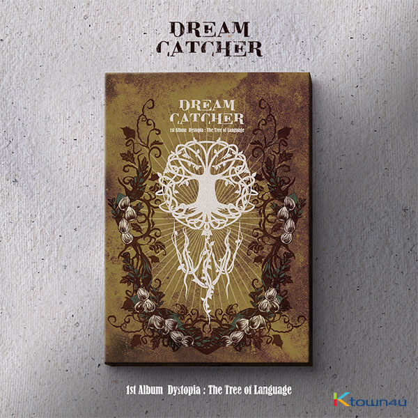 DREAMCATCHER  - Album Vol.1 [Dystopia : The Tree of Language]