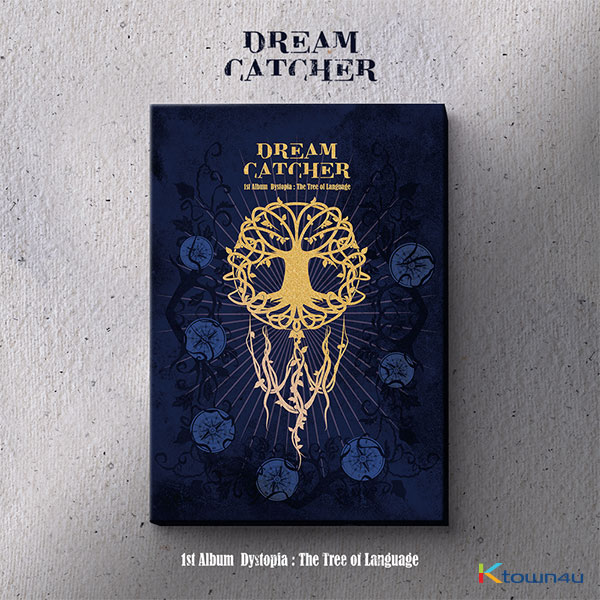 DREAMCATCHER  - Album Vol.1 [Dystopia : The Tree of Language] (L Ver.)