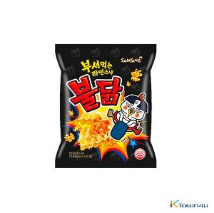 Ppushu Hot Chicken Flavor Snack 90g