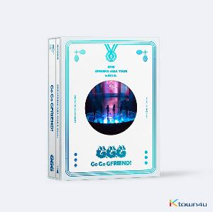 [DVD] GFRIEND - 2019 GFRIEND ASIA TOUR [GO GO GFRIEND!] in SEOUL DVD (*Order can be canceled cause of early out of stock)