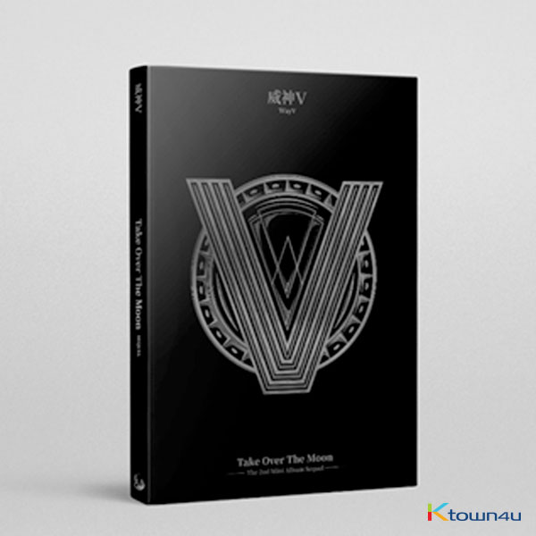 WayV - Mini Album Vol.2 [Take Over The Moon - Sequel]