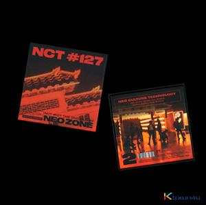 NCT 127 - Album Vol.2 [NCT #127 Neo Zone]  (Kit Ver.) 手机智能版