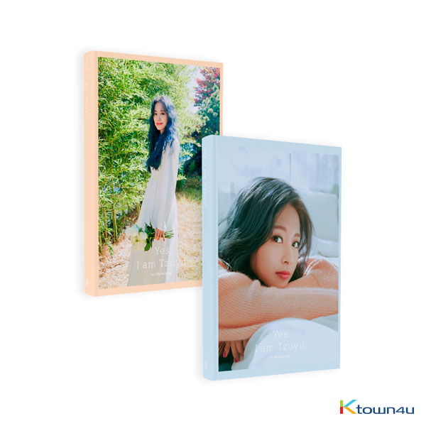 [Photobook] Tzuyu - 1ST PHOTOBOOK [Yes, I am Tzuyu]