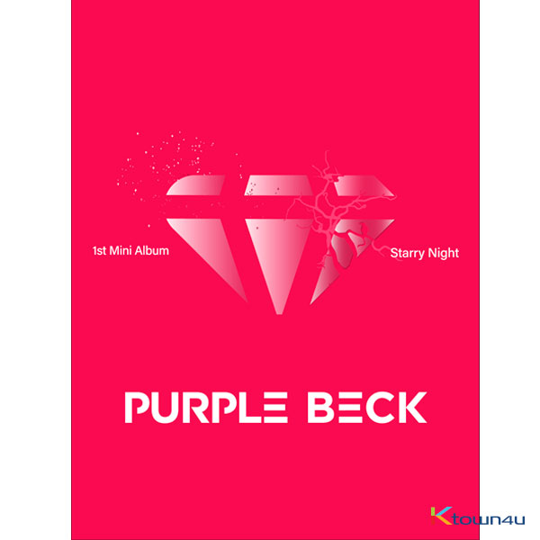 PurpleBeck - Mini Album Vol.1 [Starry Night]