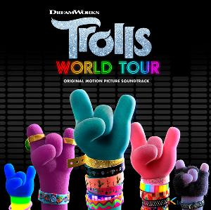 魔发精灵 Trolls World Tour OST (Track List : Red Velvet) (Trolls World Tour Original Motion Picture Soundtrack)