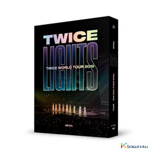 [DVD] TWICE - TWICE WORLD TOUR 2019 'TWICELIGHTS' IN SEOUL DVD
