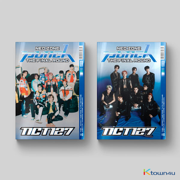 NCT 127 - Repackage Album Vol.2 [NCT #127 Neo Zone: The Final Round]