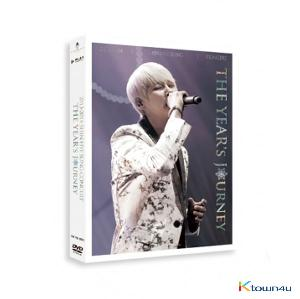 [DVD] 申彗星 SHIN HYE SUNG - 2013~2014 SHIN HYE SUNG CONCERT THE YEAR'S JOURNEY DVD