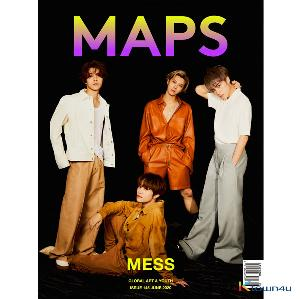 Maps 2020.06 B Type (Cover : Wayv / Content : Hang Seung Woo)