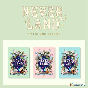 [3版本套装] 宇宙少女 WJSN (Cosmic Girls) - Mini Album [Neverland] (VER.Ⅰ + VER.Ⅱ + VER.Ⅲ) *再版
