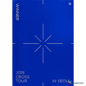 [DVD] WINNER - WINNER 2019 CROSS TOUR IN SEOUL [DVD+LIVE CD]