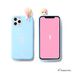 BTS- BTS Character Figure Color Jelly Case_Nickname (V)