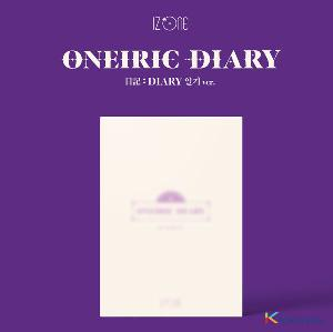 IZ*ONE - Mini Album Vol.3 [Oneiric Diary] (Diary Ver.) *Unable to apply for a signing event