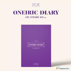 IZ*ONE - Mini Album Vol.3 [Oneiric Diary] (Fantasy Ver.) *Unable to apply for a signing event
