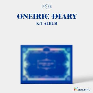 IZ*ONE - Mini Album Vol.3 [Oneiric Diary] (Kit Album)