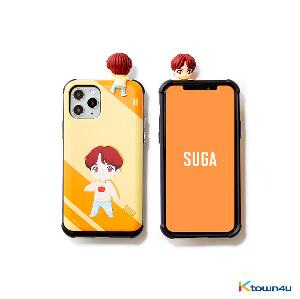 BTS- BTS Character Figure Slide Card Case_Edge (SUGA)